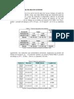 Optimización de la línea de aducción existente
