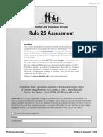 rule-25-tool