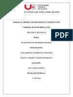 ENSAYO DE RESIS