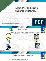 Tema 1  Marco Constitucional de los tributos.