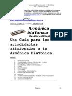 Armonica Diatonica de 10 Celdillas - Ultima Actualizacion