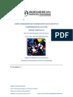 GUIA DIDÁCTICA METACOMPRENSIÓN INFERENCIAL