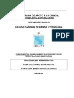 PROCIT-ProcedimientoAdministrativoProyectos[1]