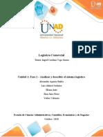 Unidad 1 - Fase 2 - Trabajo Colaborativo