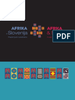 Africa and Slovenia a Web of People 2017