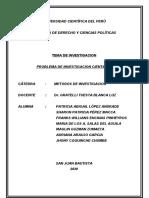 PROBLEMA DE INVESTIGACION exposicion (1)