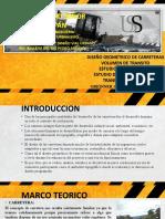ING. DE TRANSITO Y DISEÑO VIAL- GREINNER CESAR VASQUEZ SOTO