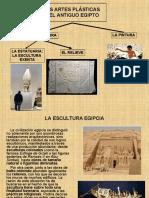 ARTE ANTIGUO EGIPTO