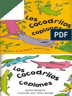 cuenta cuento los-cocodrilos-copiones 23 de octubre