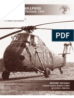 Operation Millpond US Marines in Thailand 1961