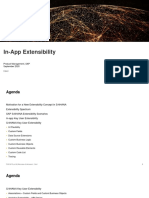 In-App Extensibility