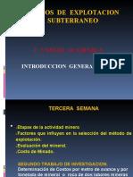 CLASE UNIDAD I  SEMANA 3