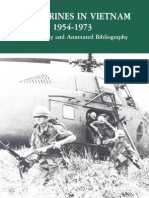 The Marines in Vietnam 1954-1973 an Anthology and Annotated Bibliography