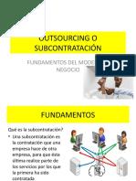 OUTSOURCING O SUBCONTRATACIÓN.pptx