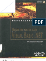 (anaya) bases de datos con visual basic net