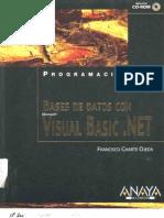 (anaya) bases de datos con visual basic net