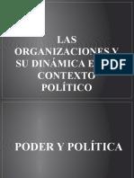 Las Organizaciones y Su Dinamica en El Contexto Politico