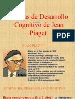 Teorías de Desarrollo Cognitivo de Jean Piaget.pptx