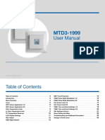MTD3 - 1999
