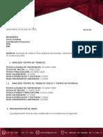 INFORME AUDITORIA DOCUMENTAL XLINE - AUD-2020-005