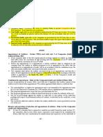 Class 5 - Co. Law notes crash course - 18.07.2020