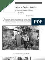Port Privatization in Central America
