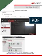 iVMS-4200 v2.5.1.7 Release Notes