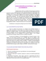 CARACTERISTICAS DELANTEROS FUT 7