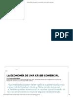 Archivos del Presente _ La economía de una crisis comercial
