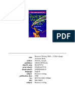 Business Writing Skills (Take Charge Assistant Series) ( PDFDrive.com ) (1)