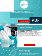 Global and China 1,2,3-Propanetriol Triacetate Market Insights, Forecast to 2026