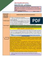 FICHA INFORMATIVA CIENCIAS SOCIALES- CUARTO- SEM. 29