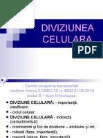 Diviziunea_celulara