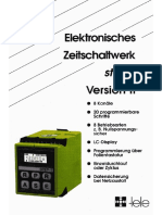 step-t ver2 deutsch Manual