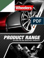 Wheelers-Lubricants-Range
