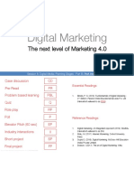 Digital Marketing-Prof Krishanu-Session 8