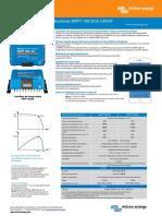 SINES Régulateur solaire Victron Energy BlueSolar MPPT 30A 50A