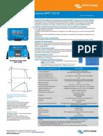 SINES Régulateur solaire Victron Energy BlueSolar MPPT 35A