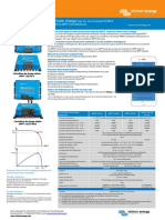 SINES Régulateur solaire Victron Energy BlueSolar MPPT Tr MC4