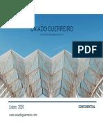 Caiado Guerreiro - Presentation