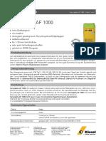 Servoalpha AF 1000_de