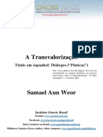 Samael Aun Weor - A Transvalorização