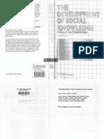 Elliott Turiel - The Development of Social Knowledge. Morality & Convention-Cambridge University Press (1983).pdf
