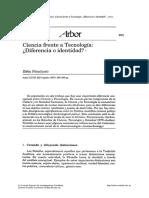 ARTÍCULO Ilkka Niinilouto Ciencia frente a tecnología arbor.pdf