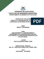 TESIS DANNY JOZA Calderon ASEGURAMIENTO Y ENDURECIMIENTO (HARDENING) DE LA INFRAESTRUCTURA DEL SITIO WEB_0