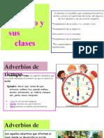 El adverbio y sus clases