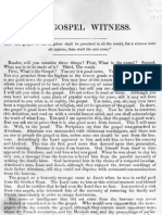 Gospel Witness Orson Spencer
