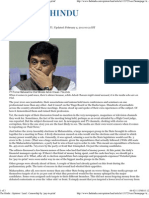 The Hindu _ Opinion _ Lead _ Censorship by 'pay-to-print'