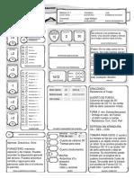PJ D&D5 - - Bárbaro dracónido