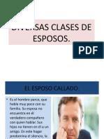 DIVERSAS CLASES DE ESPOSOS.pptx
